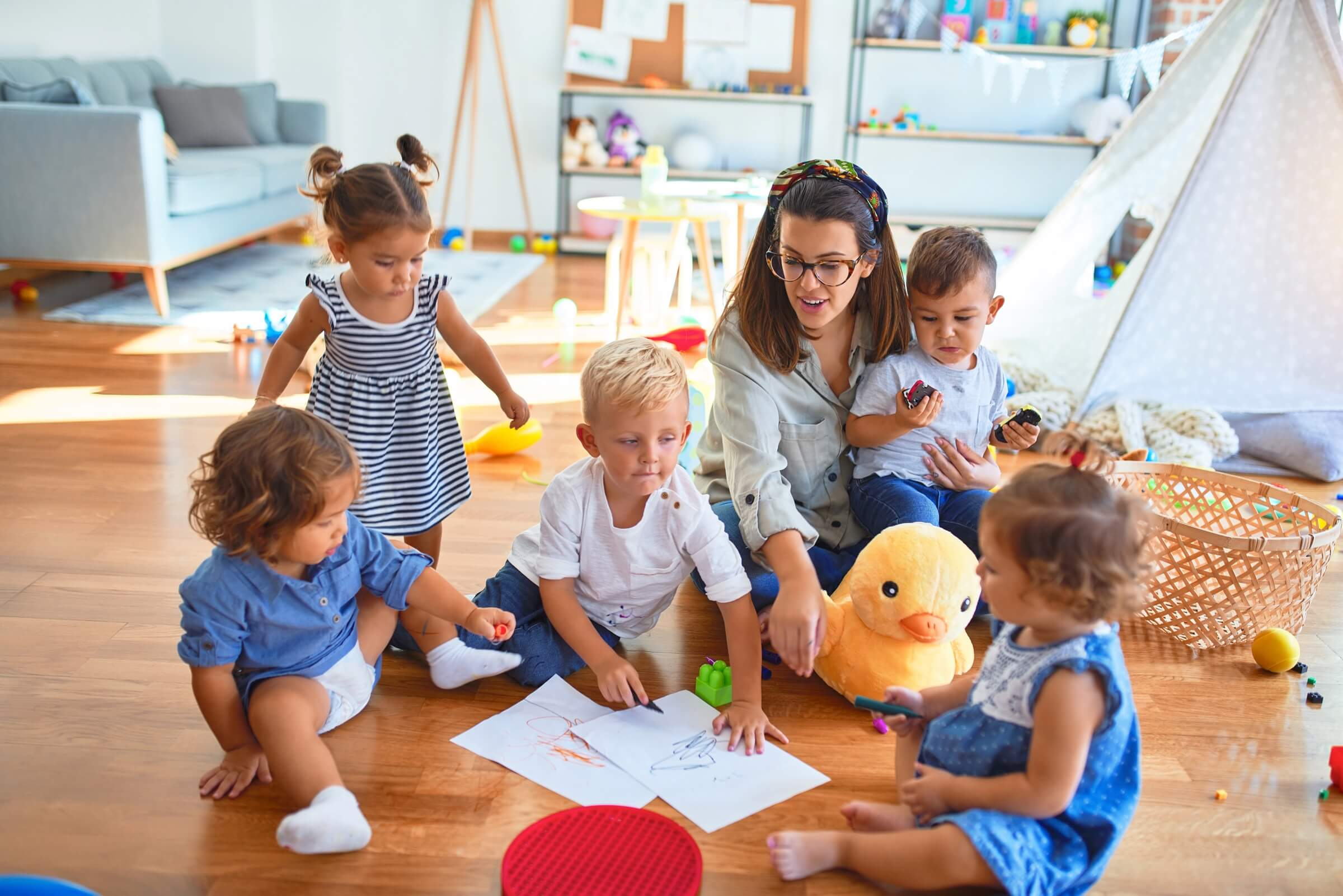 Housson Center kids children therapy